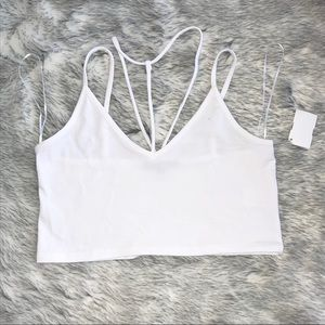 Ambiance Tops - 🆕<Ambiance> Multi strap Crop Top